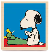 A Note From Snoopy