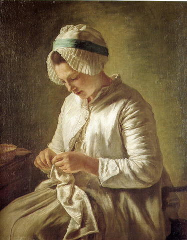 Knittingwoman