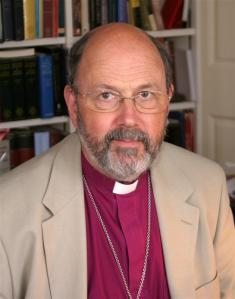 N. T. Wright, or Bishop Tom as he's called by his flock